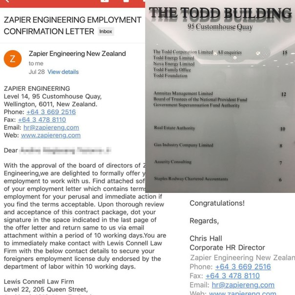 How to spot fake jobs | Pinoy2NZ com